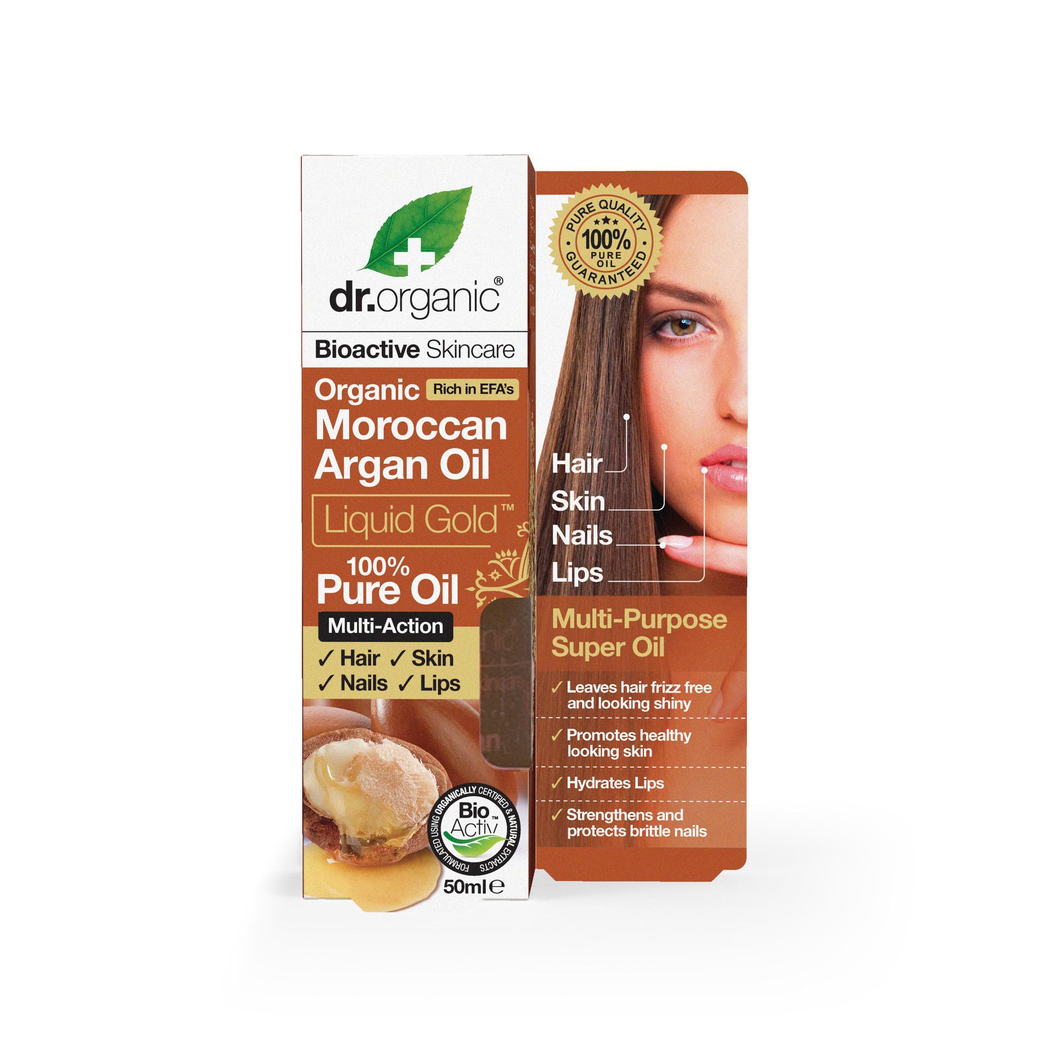 Dr. Organic Aceite Puro de Argán