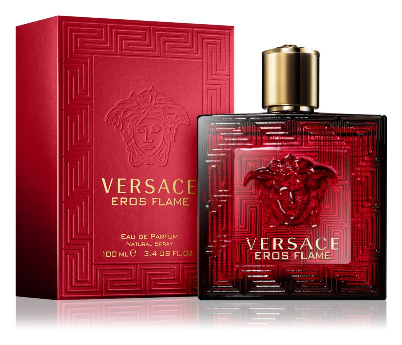 Versace Eros Flame  Eau de Parfum para hombre
