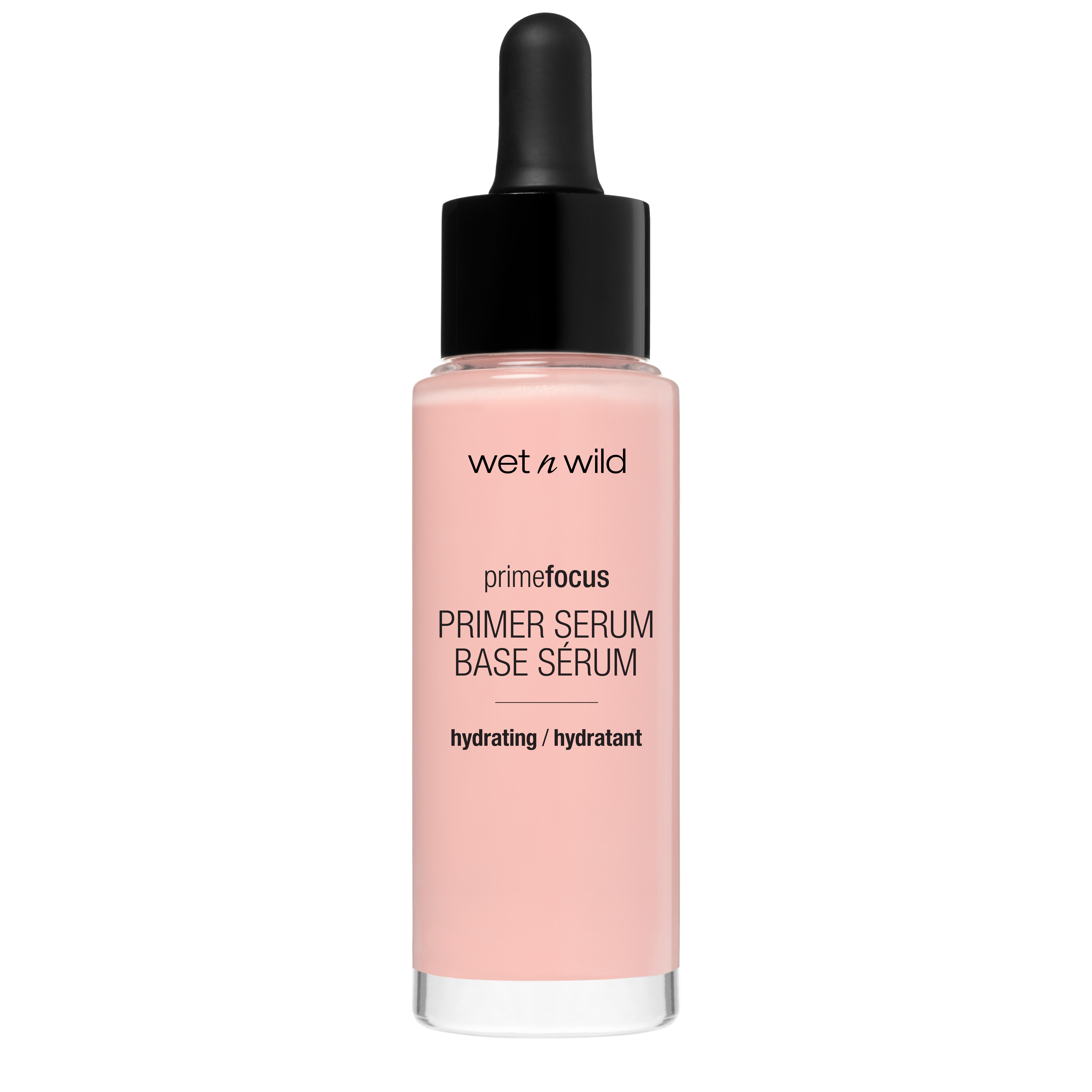 Wet n Wild Prime Focus Primer Sérum  Prebase de maquillaje ultra hidratante