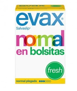 Evax Salva-Slips Normal Fresh  20 unidades