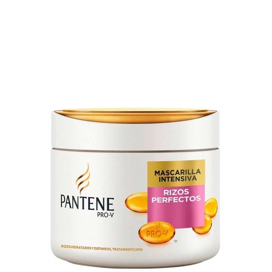 Pantene Mascarilla Rizos Perfectos  300 ml