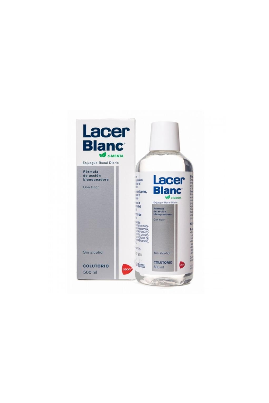 Lacer Lacerblanc Enjuague Menta  500 ml