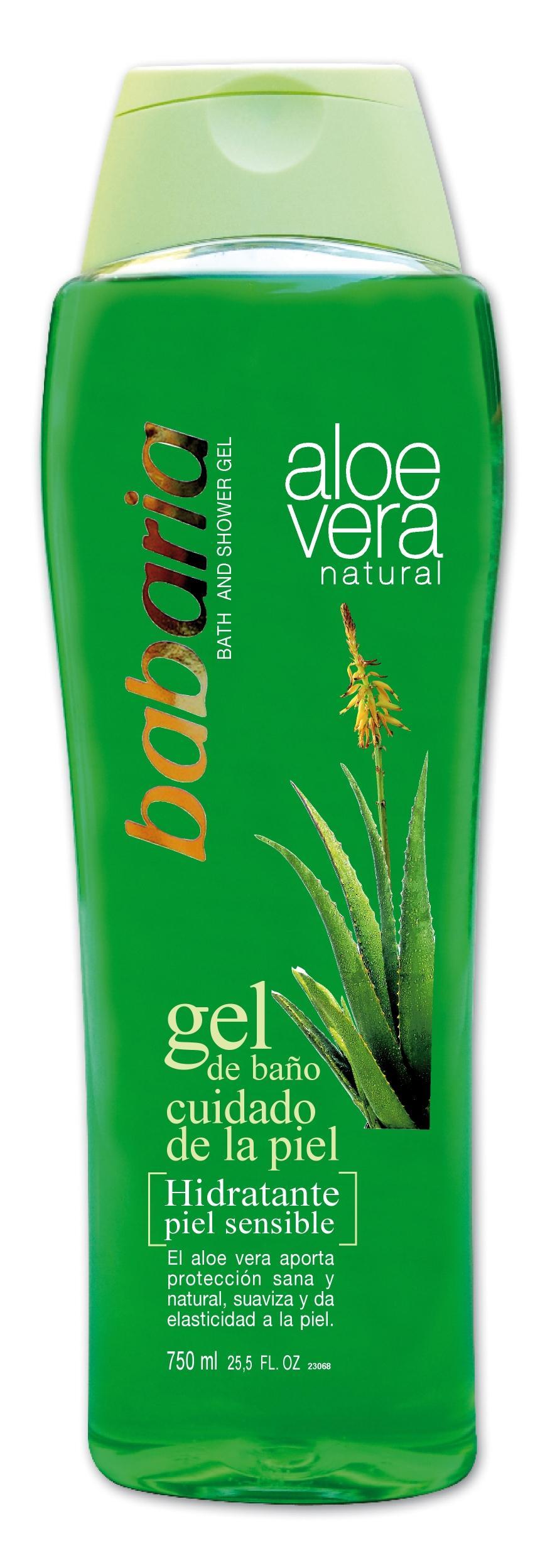Babaria Gel Aloe Vera  750 ml