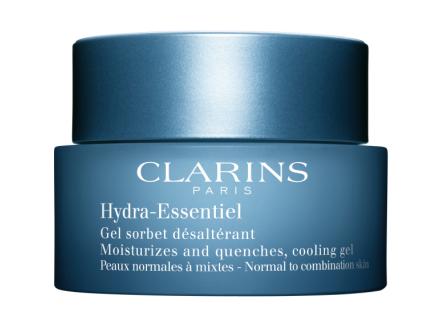 Clarins Hydra Essentiel Gel Sorbet Hidratante PNM  para pieles normales y mixtas