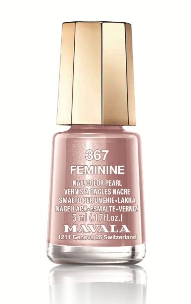Mavala Esmalte Feminine Color 367  5 ml