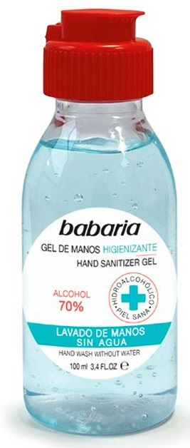 Babaria Gel Hidroalcohol  100 ml