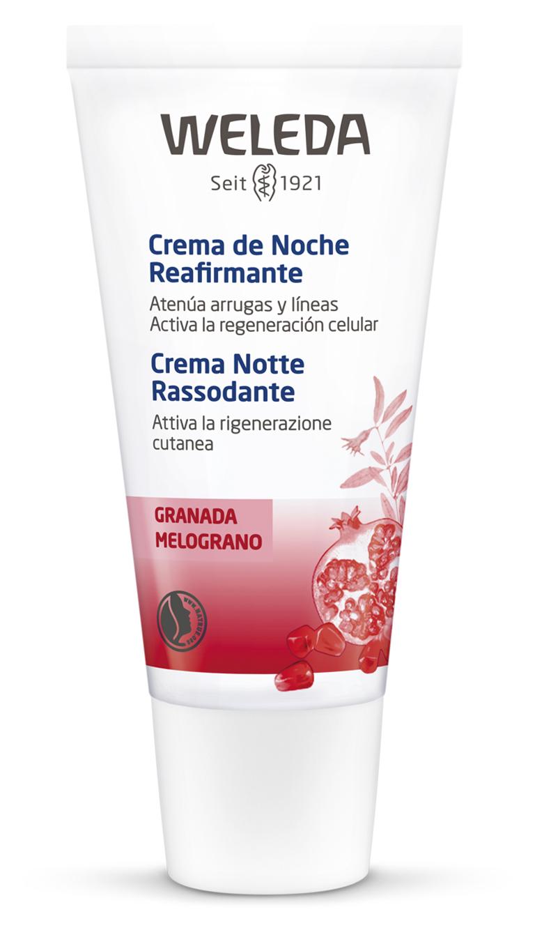 Weleda Crema Reafirmante de Noche Granada  30 ml