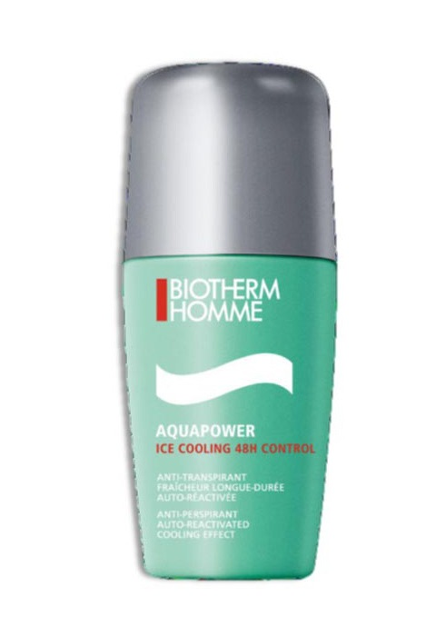 Biotherm Homme Aquapower Desodorante Roll-On  75 gr