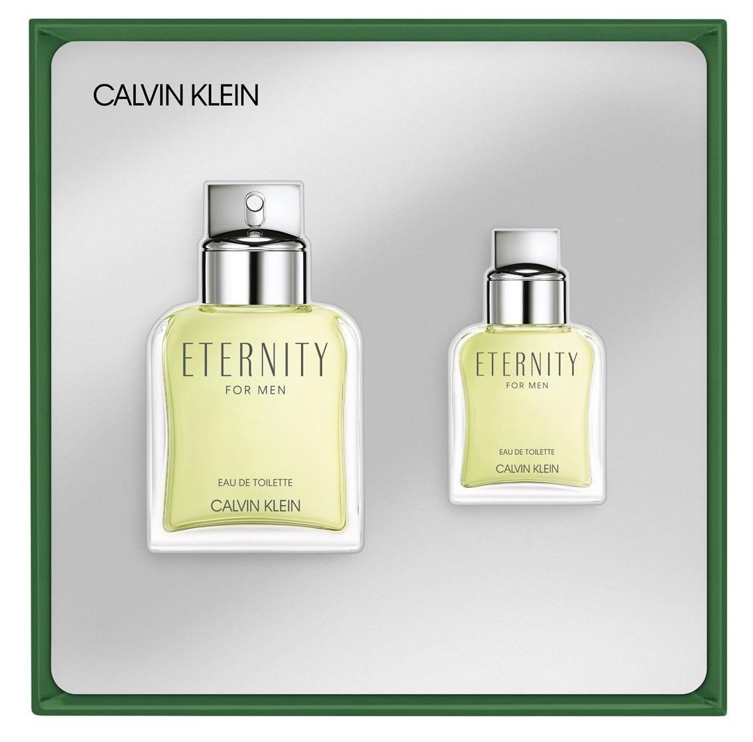 Calvin Klein Eternity for Men Estuche  Eau de Toilette 100 ml + 30 ml para hombre