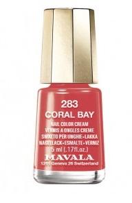 Mavala Esmalte Coral Bay Color 283  5 ml