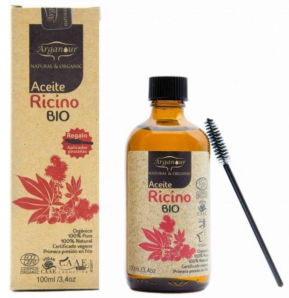 Arganour Aceite Ricino  100 ml
