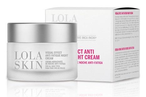Lola Skin Crema Hidratante Noche Anti-Fatiga  50 ml