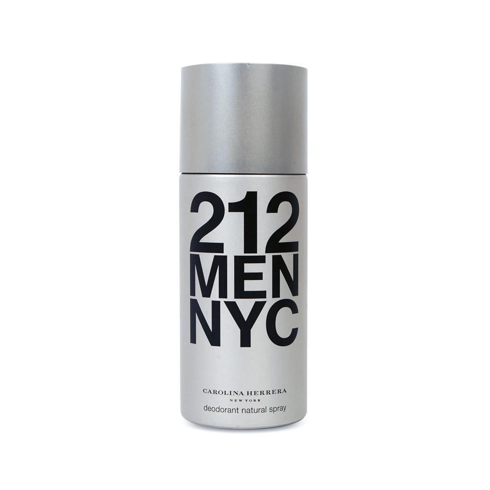 Carolina Herrera 212 Men Deo  Desodorante Spray 150 ml para hombre