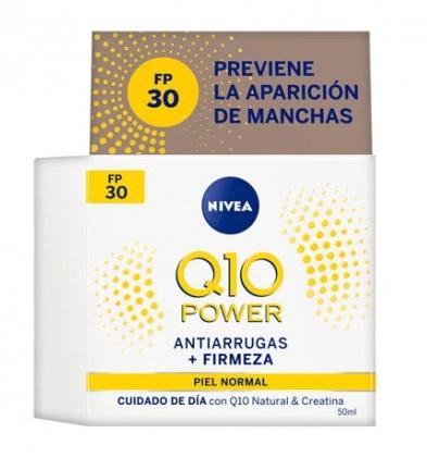 Nivea Q10 Plus Crema Antiarrugas SPF30  50 ml