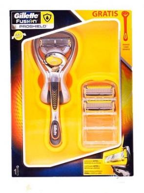 Gillette Maquinilla Fusion Proshield + 2 recambios
