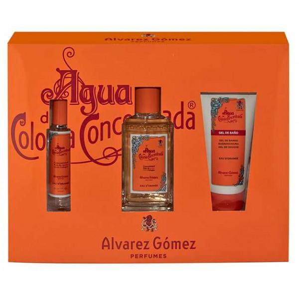 Álvarez Gómez Agua de Colonia Concentrada Eau d'Orange Estuche