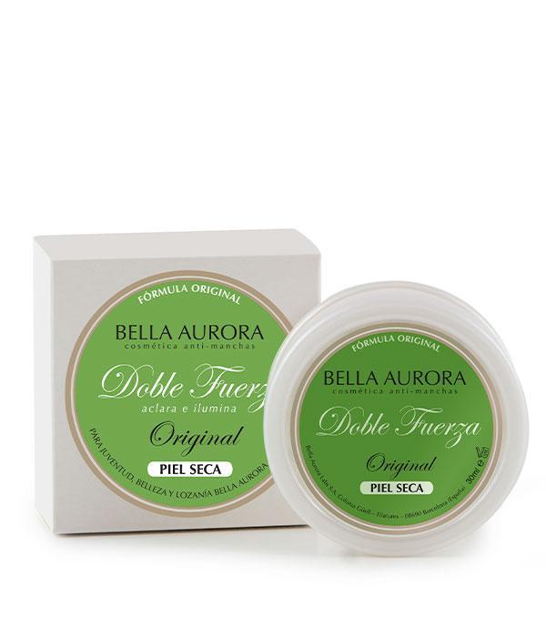 Bella Aurora Crema de belleza Doble Fuerza Original Piel Seca
