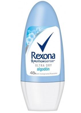 Rexona Women Desodorante Roll-on Algodón  50 ml
