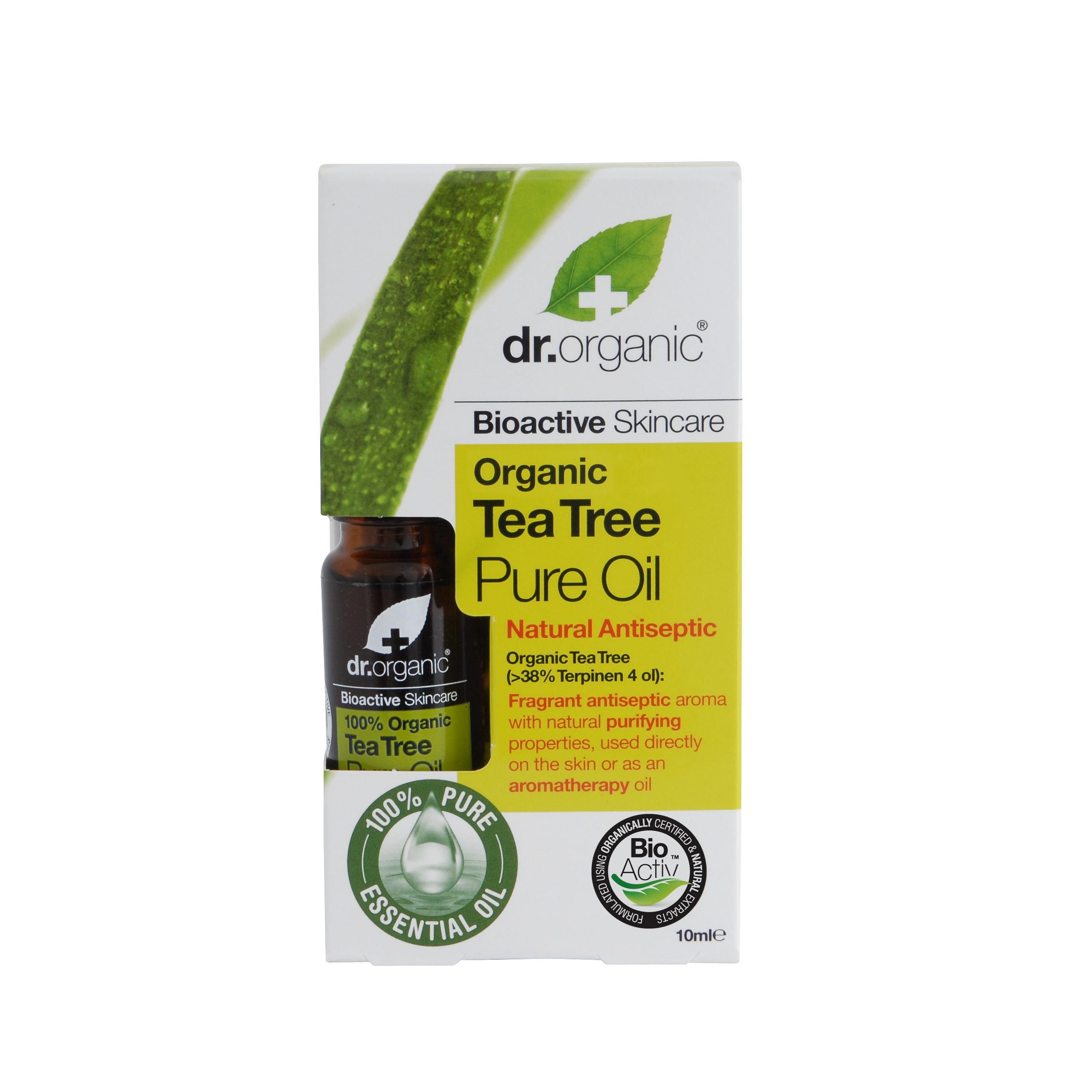 Dr. Organic Aceite Puro de Árbol de Té