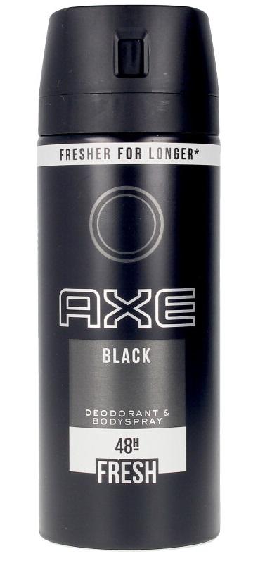 Axe Deo Men Black Spray  150 ml