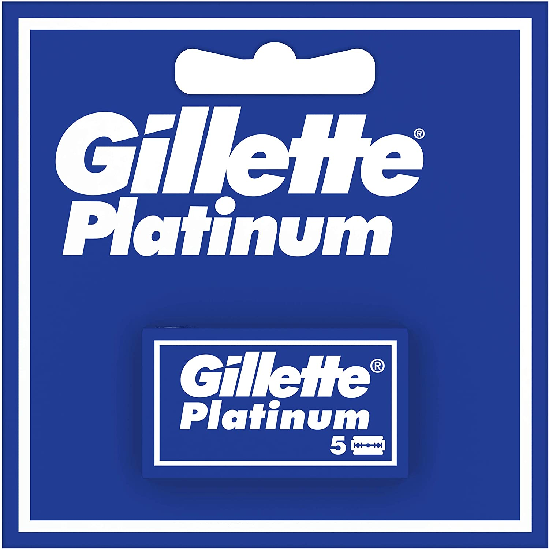 Gillete Platinum 5 Hojas