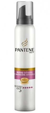 Pantene Espuma Rizos definidos  200 ml