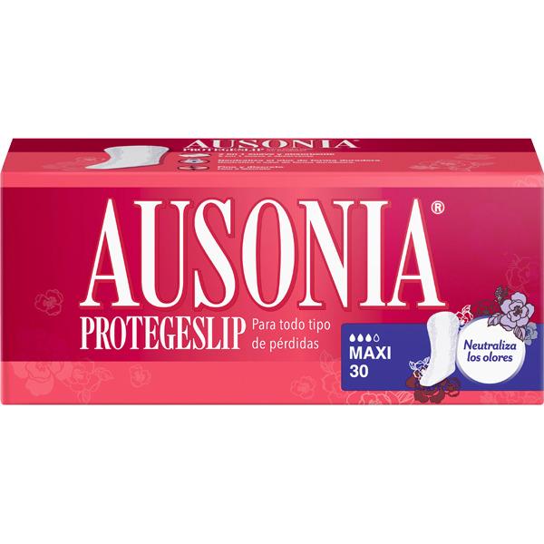 Ausonia Protege Slip Maxi  30 Unidades