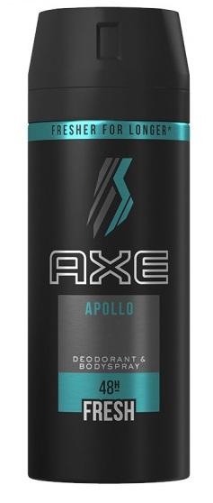 Axe Deo Men Apollo Spray  150 ml