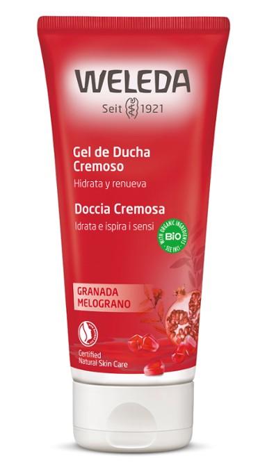 Weleda Crema Ducha Granada  200 ml