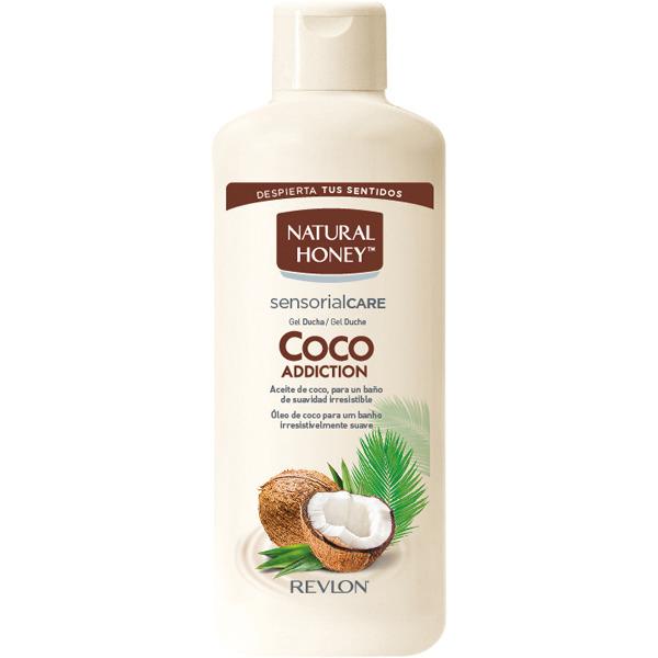 Natural Honey Gel Coco  750 ml