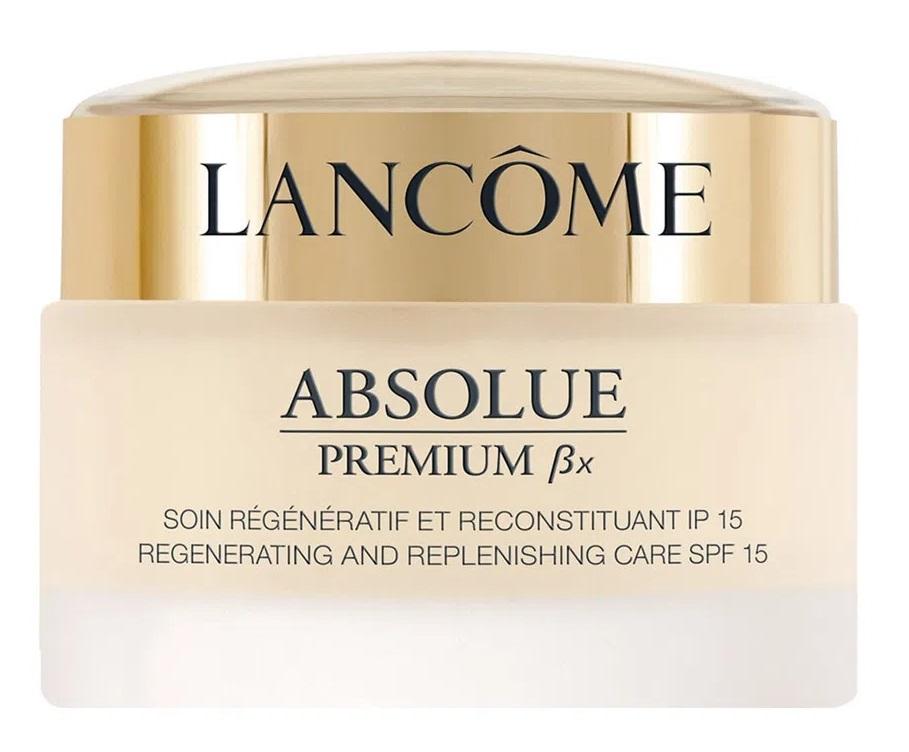 Lancôme Absolue Premium ßx SPF15 Crema Facial Regeneradora de Día  50 ml