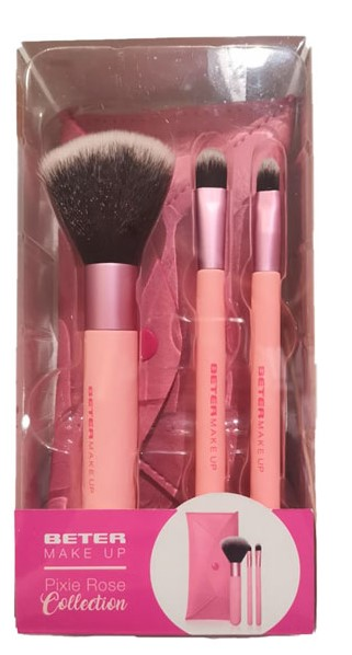 Beter Kit Mini Make Up Pixie Rose Collection
