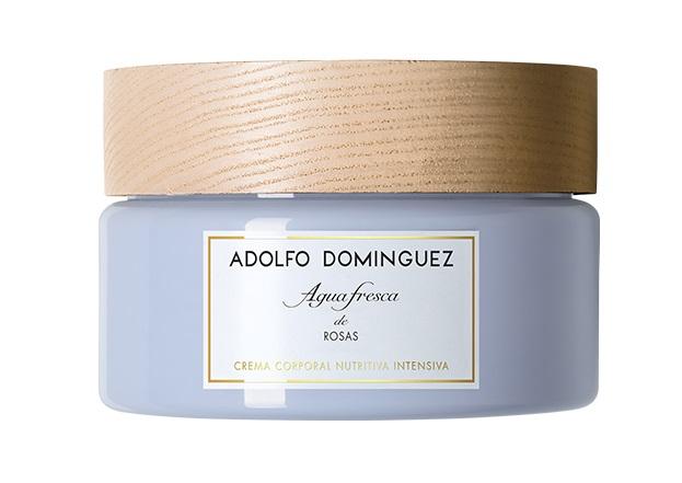 Adolfo Dominguez Agua Fresca de Rosas  Crema Tarro 300 ml