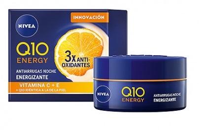Nivea Q10 Plus Crema Energy Noche  50 ml