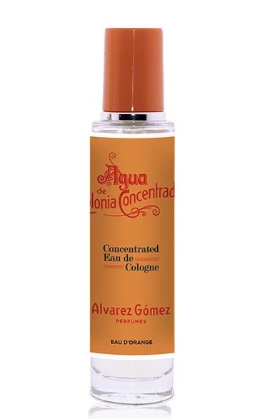 Alvarez Gómez Agua de Colonia Concentrada Eau D'Orange  Eau de Cologne unisex 30 ml