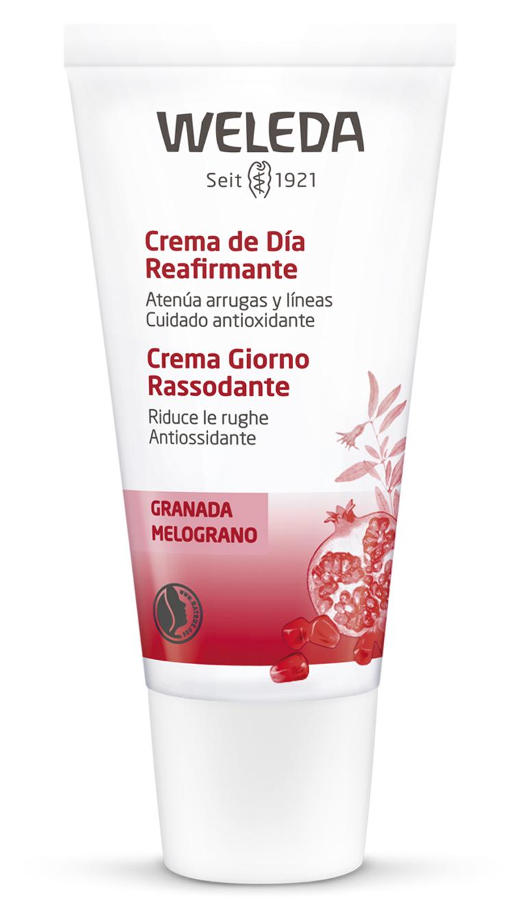 Weleda Crema Reafirmante de Día Granada  30 ml