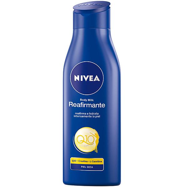 Nivea Body Milk piel seca  400 ml