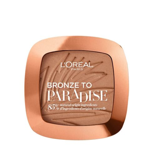 L'Oreal Paris Bronze To Paradise  Bronceador en polvo