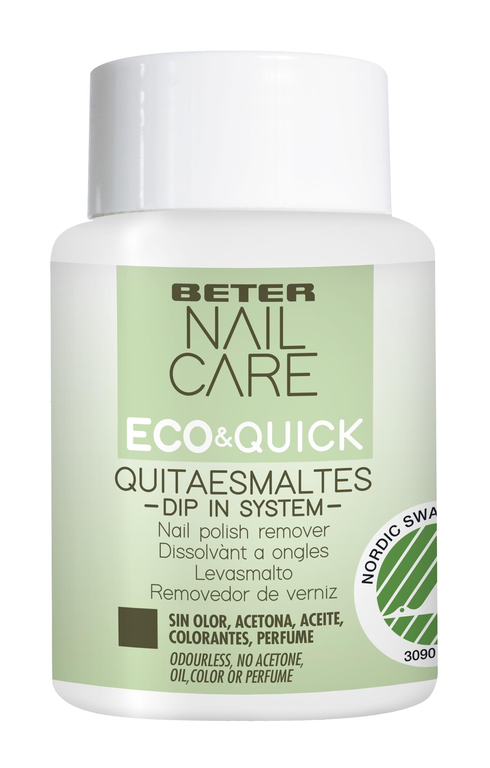 Beter Quitaesmaltes Eco Dip-In  75ML