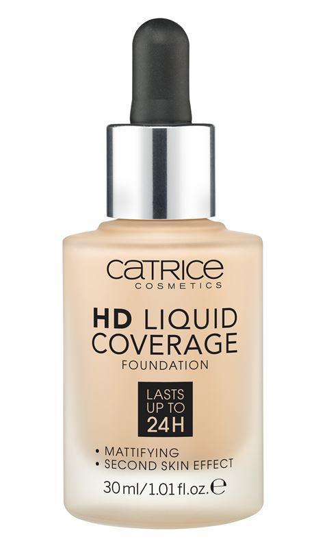Catrice HD Base Cobertura Líquida