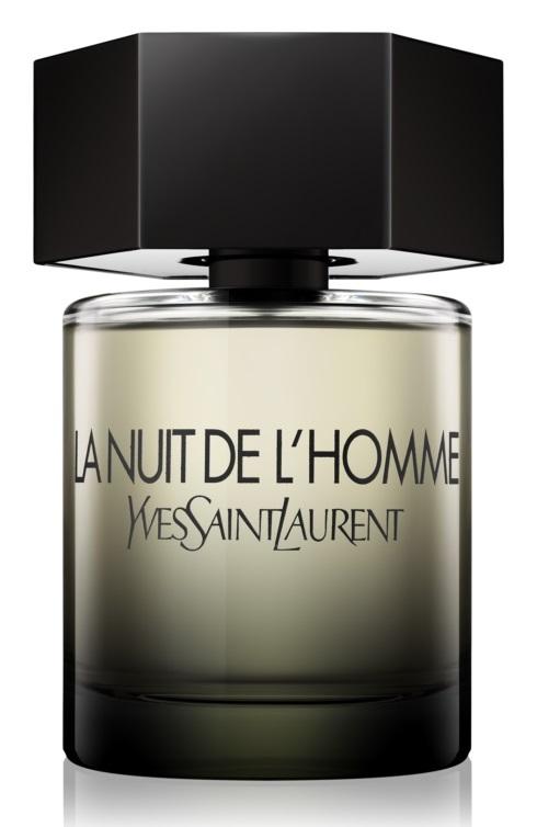 Yves Saint Laurent La Nuit De L'Homme  Eau de Parfum para hombre