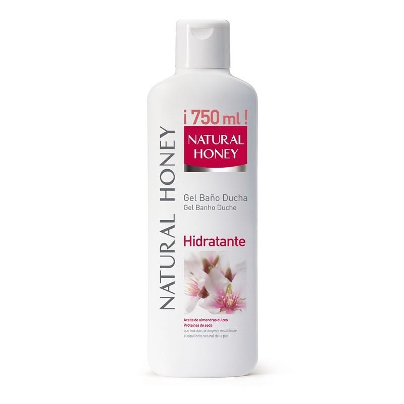 Natural Honey Gel hidratante  750 ml