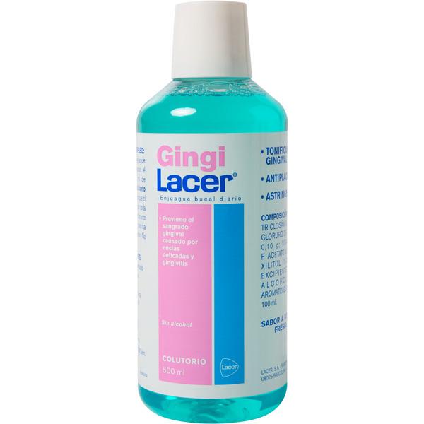 Lacer Gingilacer Enjuague  500 ml