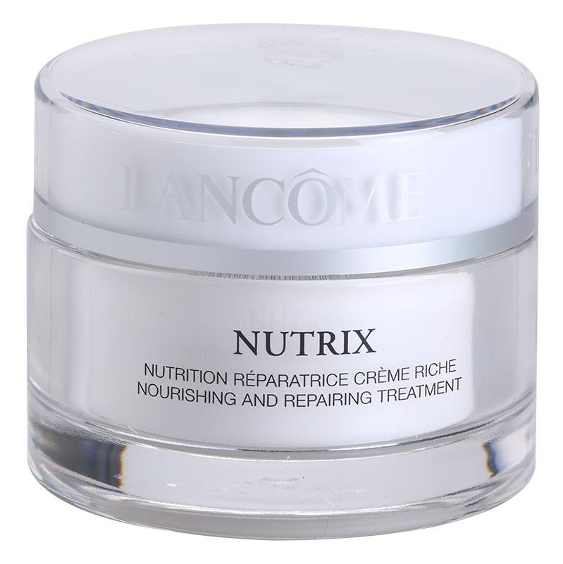 Lancôme Nutrix  crema hidratante y regeneradora para pieles secas 50 ml