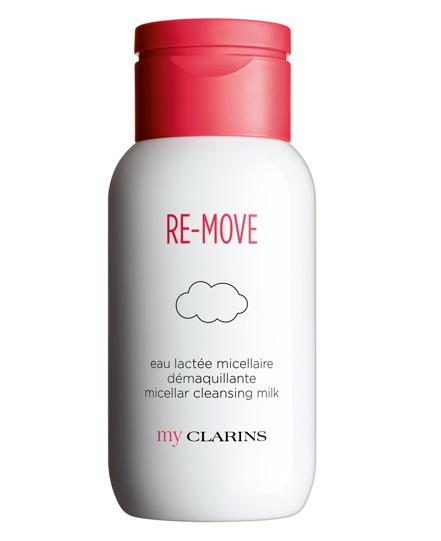 Clarins Re-Move Leche Micelar Desmaquillante  para todo tipo de pieles 200 ml