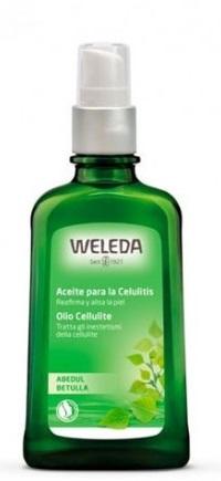 Weleda Aceite Anticelulítico Abedul  100 ml