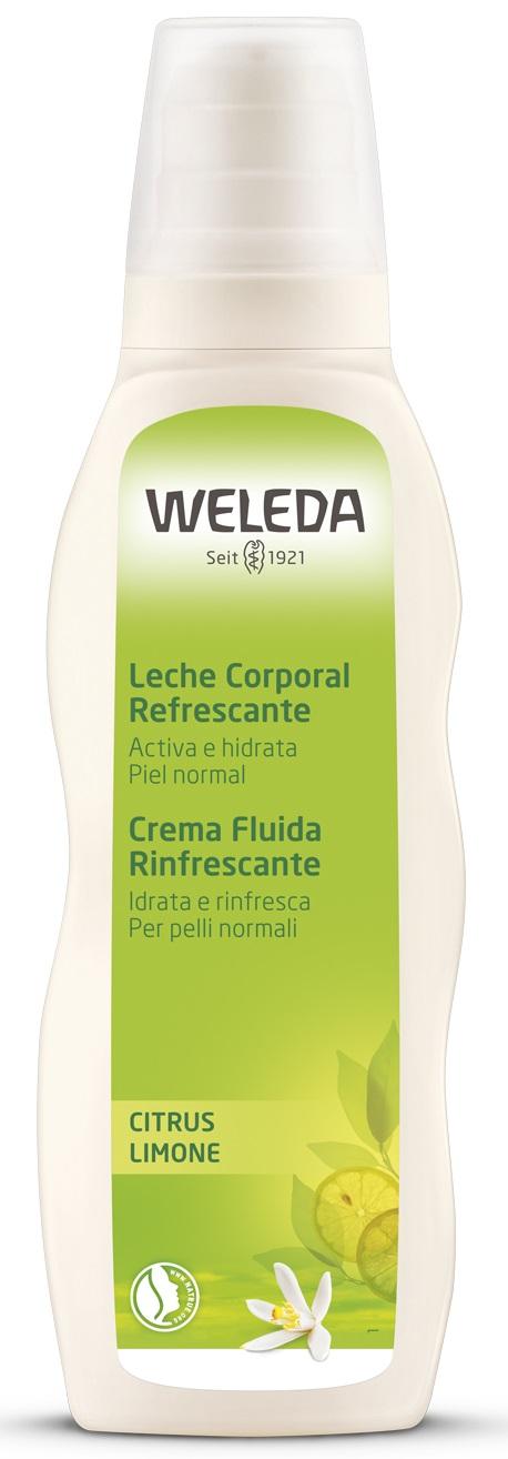 Weleda Leche Corporal Hidratante Citrus  200 ml