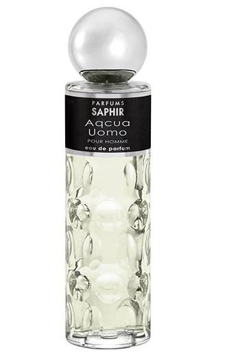 Saphir Acqua Uomo  Eau de Parfum para hombre 200 ml
