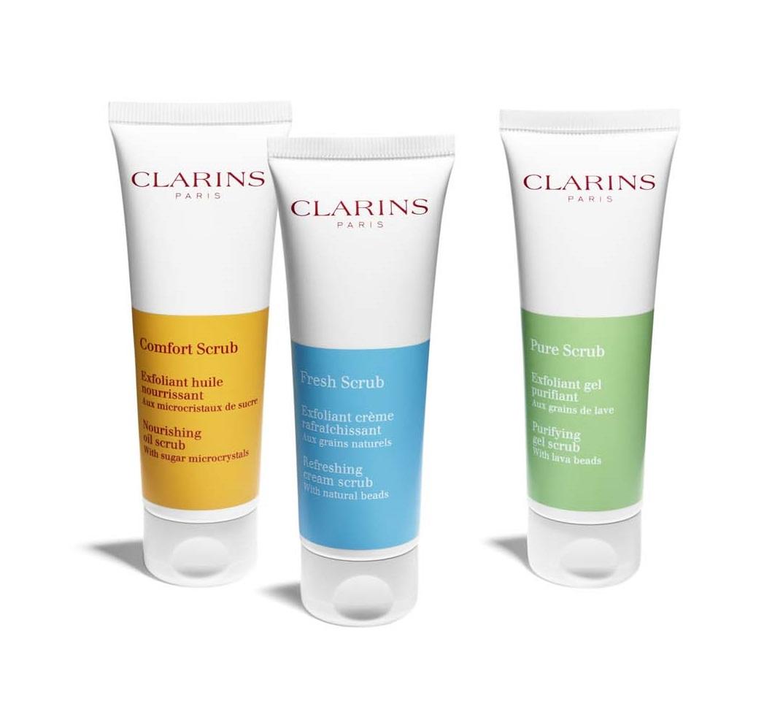 Clarins Fresh Scrub Exfoliante  50 ml