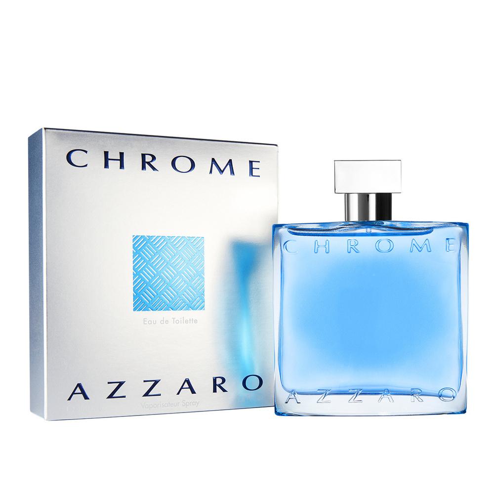 Azzaro Chrome  100 ml Eau De Toilette
